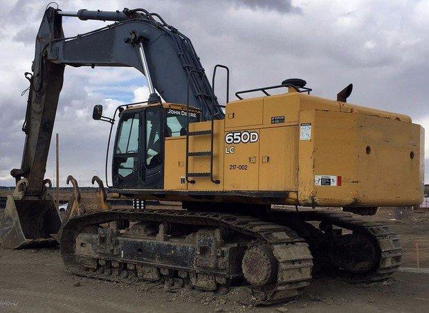 PDF John Deere 650DLC Excavator Service Repair Technical Manual (TM10010)