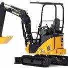 PDF John Deere 17D Compact Excavator Service Repair Technical Manual (TM10259)
