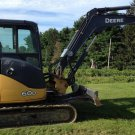 Download John Deere 60D Compact Excavator Service Repair Technical Manual (TM10761)