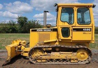 PDF John Deere 450G, 550G, 650G Crawler 455G, 555G Loader Service Repair Technical Manual (TM1404)