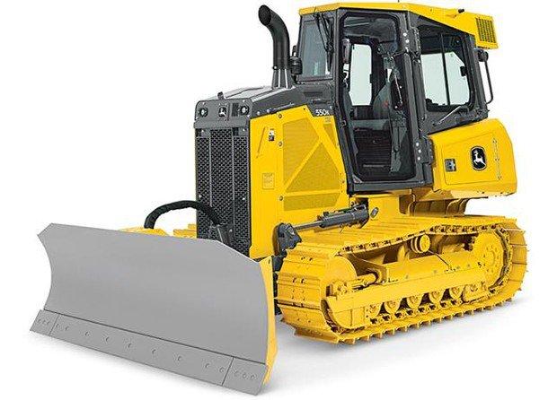 PDF John Deere 550K, 650K Crawler Dozer Service Repair Technical Manual (TM13357X19)