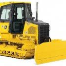 PDF John Deere 450J, 550J, 650J Crawler Dozer Service Repair Technical Manual (TM10722)