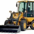 PDF John Deere 304J Loader (SN. from 23372) Diagnostic, Operation and Test Service Manual (TM11216)
