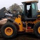PDF John Deere 644H 4WD Loader and 644H MH Material Handler Service Repair Technical Manual (TM1638)