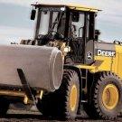 PDF John Deere 444JR Forklift 4WD Loader Service Repair Technical Manual (TM11203)