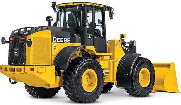PDF John Deere 544K 4WD Loader with Engine 6068HDW74 (T3) Service Repair Manual (TM10689)