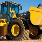PDF John Deere 644K 4WD Loader With Engines Service Repair Technical Manual (TM10695)