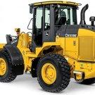 PDF John Deere 444K w.Engine 4045HDW54 (T3) 4WD Loader Service Repair Manual (TM10685)