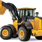 PDF John Deere 644J (SN.-611231), 724J  4WD Loader Service Repair Technical Manual (TM2076)