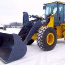 PDF John Deere 624J 4WD Loader (SN.from 611797) Service Repair Technical Manual (TM10245)
