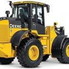 PDF John Deere 544K 4WD Loader  w.Engine 6068HDW74 Diagnostic Service Manual (TM12098)