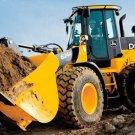PDF John Deere 624K 4WD Loader  w.Engine 6068HDW79, 6068HDW83 Repair Manual (TM12104)