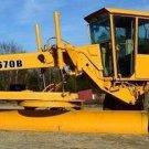 PDF John Deere 670B To 772BH HFWD/Motor Graders Service Repair Manual (TM1453)