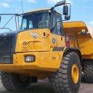 PDF John Deere 350D, 400D  (SN.626763-642001) Articulated Dump Truck Service Repair Manual TM11519