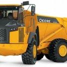 PDF John Deere 370E, 410E, 460E Articulated Dump Truck Diagnostic Manual (TM12407)