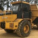 PDF John Deere 250C Articulated Dump Truck Diagnostic, Operation and Test Service Manual (TM1785)