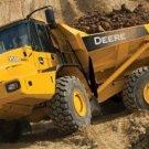 PDF John Deere 350D, 400D S2 Articulated Dump Truck Diagnostic Service Manual TM11518