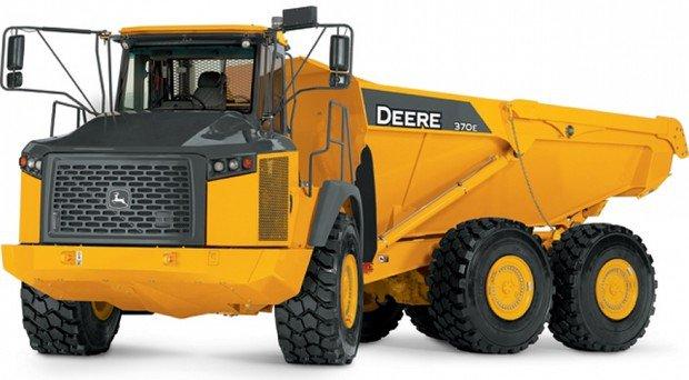 PDF John Deere 370E To 460E Articulated Dump Truck (SN.C634583-668586) Service Repair Manual TM12409