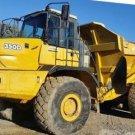 PDF John Deere 350D, 400D Articulated Dump Truck (SN:608490-626762) Service Repair Manual (TM1317)