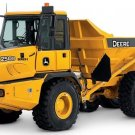 PDF John Deere 250D, 300D Articulated Dump Truck Diagnostic Service Manual (TM1950)