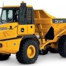 PDF John Deere 250D and 300D Articulated Dump Truck Service Repair Technical Manual (TM2116)