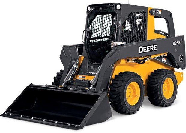 PDF John Deere 326E Skid Steer Loader Manual Controls Service Repair Technical Manual (TM13092X19)