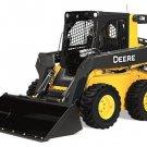 PDF John Deere 326D To 333D Skid Steer Loader w.Manual Controls Repair Manual (TM11431)