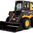 PDF John Deere 328E To 333E Skid Steer and Compact Track Loaders Service Repair Manual TM12808
