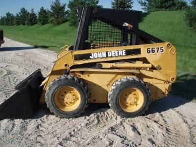 PDF John Deere Skid Steer Loader 4475 To 7775 Diagnostic, Repair Technical Service Manual (TM1553)