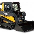 PDF John Deere 319D, 323D Skid Steer Loader Diagnostic and Test Service Manual (TM11422)