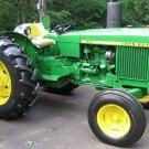 PDF John Deere 1520 Utility Tractor Technical Service Manual (TM1012)