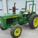 PDF John Deere 1530 Tractors Technical Service Manual (TM4280)