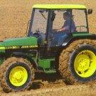 PDF John Deere 1350, 2250,2450,3050, 3350, 3650 Tractors Diagnostic Manual TM4446