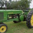 PDF John Deere Model 50, 520, 530 Series Tractors Service Manual (SM2010)