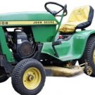 PDF John Deere 200 To 216 Lawn and Garden Tractors Technical Service Manual (SM2105)