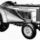 PDF John Deere 620 Series Orchard Tractor Operator's Manual (OMR2073)