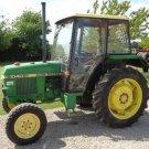 PDF John Deere 840, 940, 1040 & 1140 Tractors Technical Service Manual (TM4353)