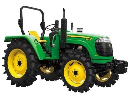 PDF John Deere Tractors 500, 504 To B554 (China) All Inclusive Technical Service Manual (TM701519)