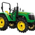 PDF John Deere Tractors 500, 504 To B554 (China) All Inclusive Technical Service Manual (TM701519)