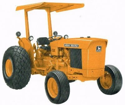 PDF John Deere 302 Lawn and Garden Tractor Technical All Inclusive Service Manual (TM1089)