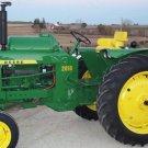 PDF John Deere 2010 Wheel Tractors Service Technical Manual (SM2036)