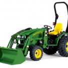 PDF John Deere Compact Utility Tractors 2027R and 2032R Technical Service Manual (TM127119)