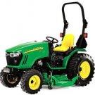 PDF John Deere 2720 Compact Utility Tractors Technical Service Manual (TM103719)