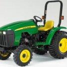 PDF John Deere 3203 Compact Utility Tractors All Inclusive Technical Manual (TM1150)