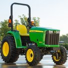 PDF John Deere 3032E, 3036E, 3038E Compact Utility Tractors Technical Service Manual (TM100619)