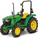 PDF John Deere 3028EN, 3036E, 3036EN (1PY) Compact Utility Tractors Technical Manual (TM902119)