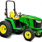 PDF John Deere 3033R To 3046R Compact Utility Tractors Technical Service Manual (TM130619)