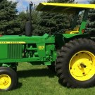 PDF John Deere 3020 Row-Crop Tractor All Inclusive Technical Service Manual (TM1005)