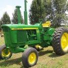 PDF John Deere 4520 Tractors Diagnostic and Repair Technical Service Manual (TM1007)