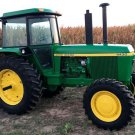 PDF John Deere 4430 Row Crop Tractors (SN.before 033108) Technical Service Manual (TM1057)